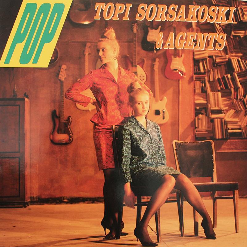 Topi Sorsakoski Agents